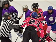HC DRAČICE ČB vs. The Women of Winter KANADA